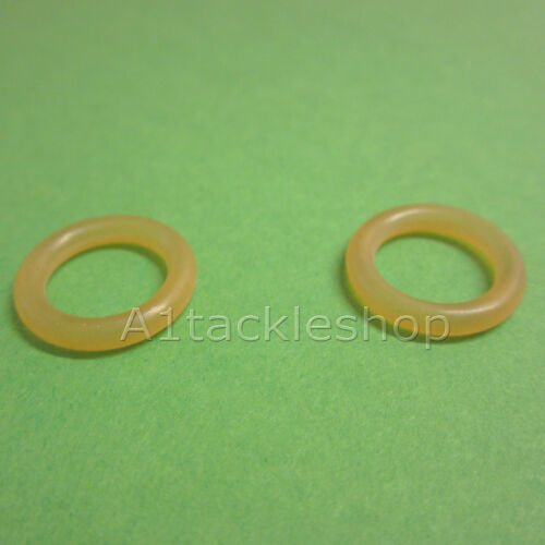 """2 x /""""indestructible/"""" Buddy bouteille O Ring Joints pour theoben rapide 7 BSA ref 86"""