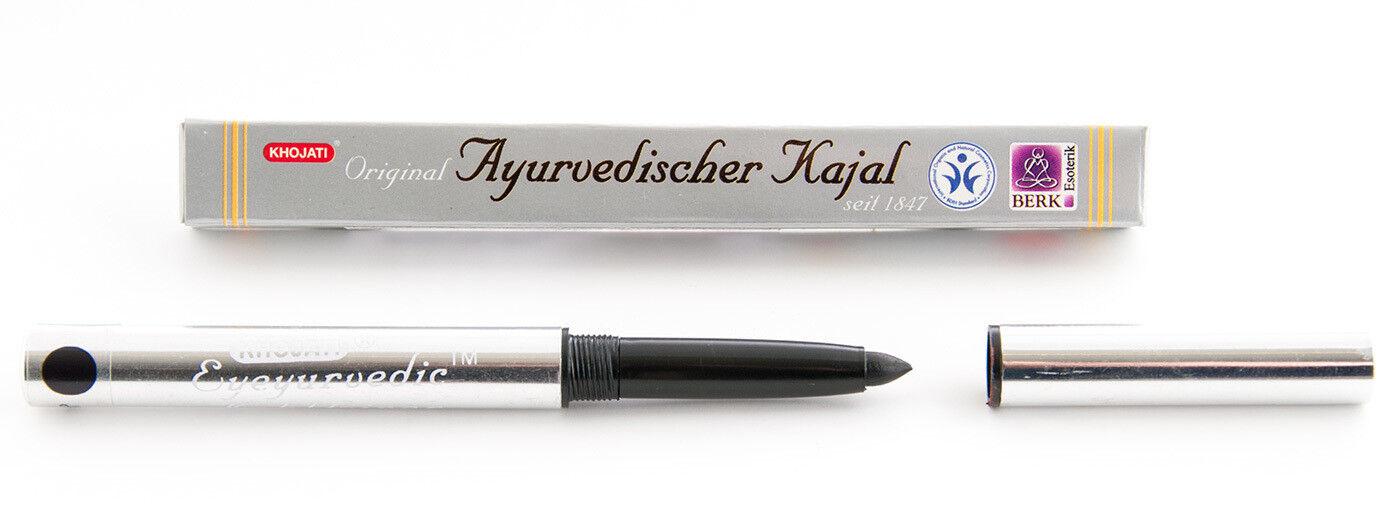 Edler Ayurvedischer Kajal - Khojati Silber von Berk