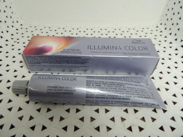 Wella professionals illumina color very light blonde ebay