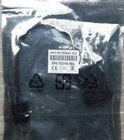 Hp Displayport To Vga Adapter P/n:752661-001 753745-001 Display Port - Vga Cable