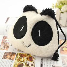 Cute Panda Fluffy Pouch Cover Pocket Fuji Instax Mini 7s 8 25 50s Camera Bag