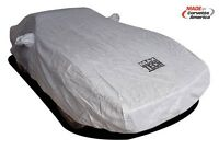 1984-90 C4 Corvette Custom Fit Maxtech Car Cover Gray