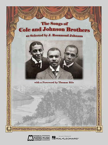 The Songs of Cole and The Johnson Brothers Sheet Music E.B Marks Book 000148619