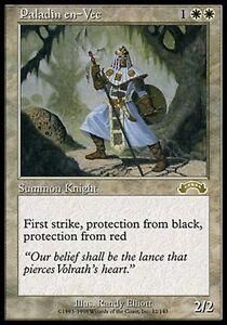 1 PLAYED Oath of Lieges White Exodus Mtg Magic Rare 1x x1