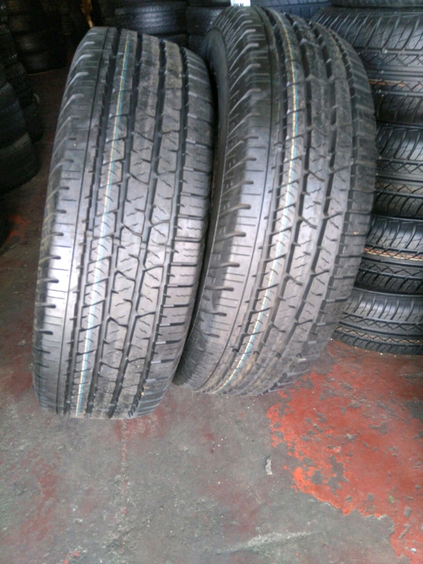 255/70/R16 Continental Cross Contact lx