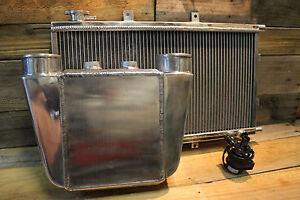 Aluminium Water to Air Intercooler Kit Drag Series 1