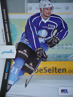078 Hans pienitz Hamburg Freezers del 2010-11