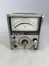 Hewlett Packard 435b Power Meter Powers On