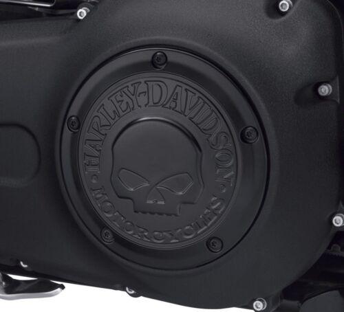 Harley Davidson OEM ORIGINAL Willie G Skull Derby cover Twin Cam 1999-2015