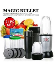 Magic bullet plastic mixer grinder 500 watt
