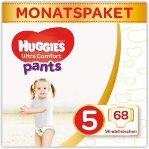 Huggies Windeln Ultra Comfort Pants Größe 5,68 Stk. - Sottrum, Deutschland - Huggies Windeln Ultra Comfort Pants Größe 5,68 Stk. - Sottrum, Deutschland