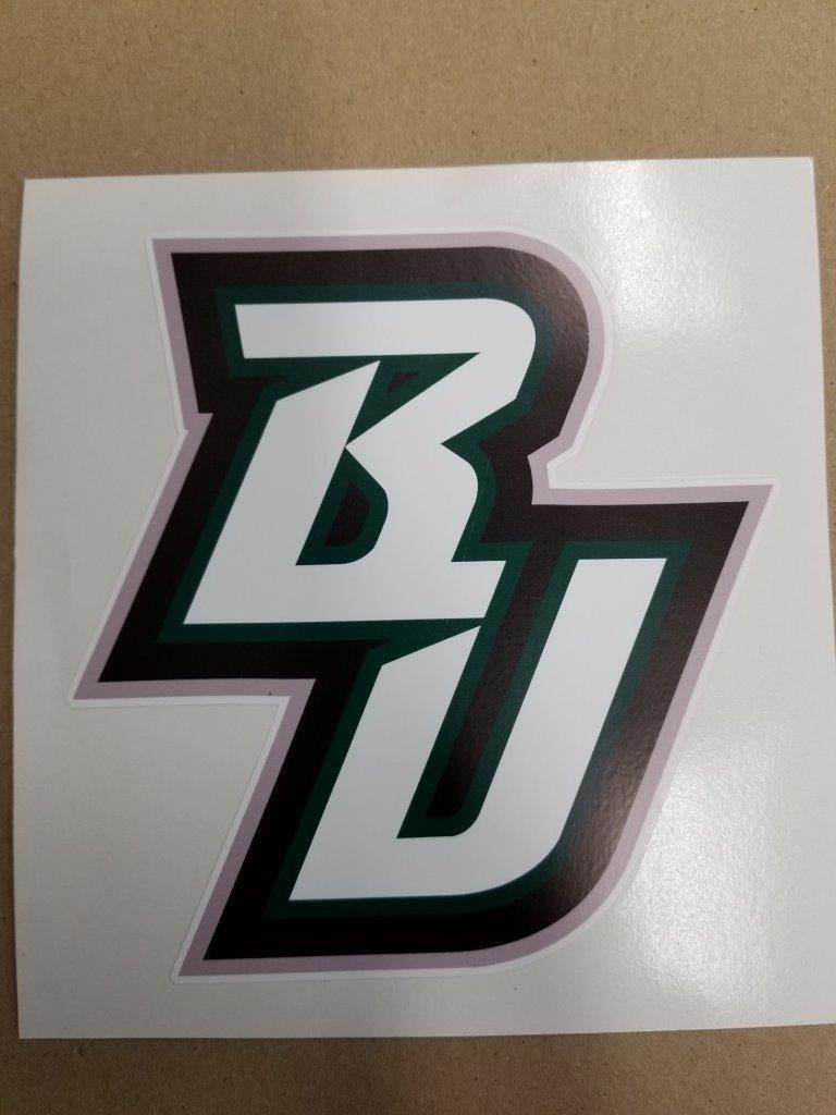 Binghamton Bearcats Cornhole board or vehicle window decal(s)BB5