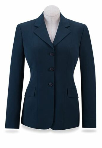RJ Classics Devon Lightweight Soft Shell Show Coat with Doubled Vented Back