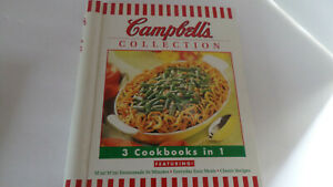 Campbell's Collection: 3 Cookbooks In 1 - Quick and Easy Dinners for Your Family