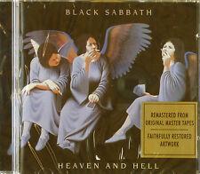 CD - Black Sabbath - Heaven And Hell - #A3026 - Neu -
