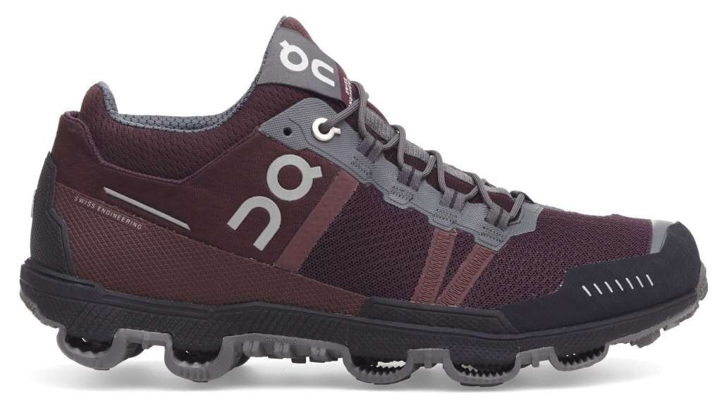 On running cloudventure midtop Mulberry mentecato Trail Running zapatos Outdoor