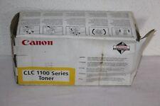 ORIGINAL CANON  Toner CLC 1100 series 1441A002[AA] Jaune 5700 pages