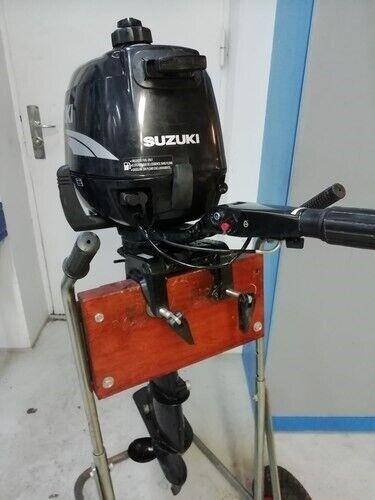 påhængsmotor Suzuki