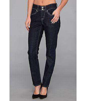 Levis 529 Jeans Womens Size 4M Curvy Skinny Mid-Rise Regal Rinse Stretch Denim