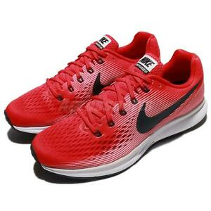 e0f8881d953 Nike Air Zoom Pegasus 34 Speed Red Black Men Running Shoes Sneakers ...