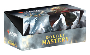 Double Masters Booster Box - MTG Magic the Gathering - Brand New! Bonus Pack!