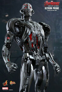 Ultron Prime Age Of Hot Toy Figure 1: 6