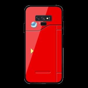 innovative design 184b4 4c489 Pokedex Pokemon Glossy Tempered Glass Phone Case Cover Samsung ...