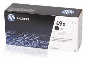 Neu HP 49x Q5949X Toner schwarz C