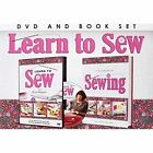 Learn to Sew by Demand Media Limited (Mixed media product, 2014)