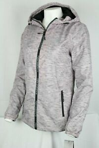 New-Balance-Women-039-s-Water-Resistant-Hooded-Lightweight-Jacket-Small-Light-Purple