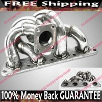 Ss Manifold For 90-99 Eclipse Gsx Gst 90-98 Talon Tsi 90-94 Laser Rs Td05 Flange