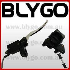 BK Hydraulic Front Disc Brake Caliper System+Pads 125cc 140cc PIT PRO Dirt Bike