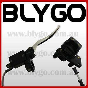 BK-Hydraulic-Front-Disc-Brake-Caliper-System-Pads-125cc-140cc-PIT-PRO-Dirt-Bike