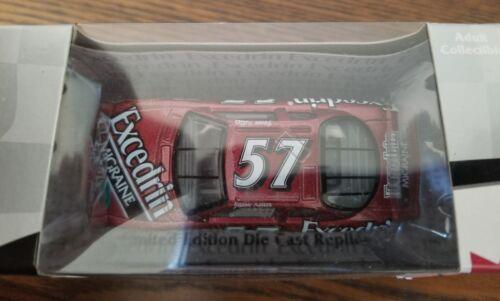 Racing Champions NASCAR 1:64 Diecast Excedrin Migrane CAR #57 JASON KELLER