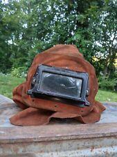 Vintageantique Rustic Steampunk Welding Helmetmask
