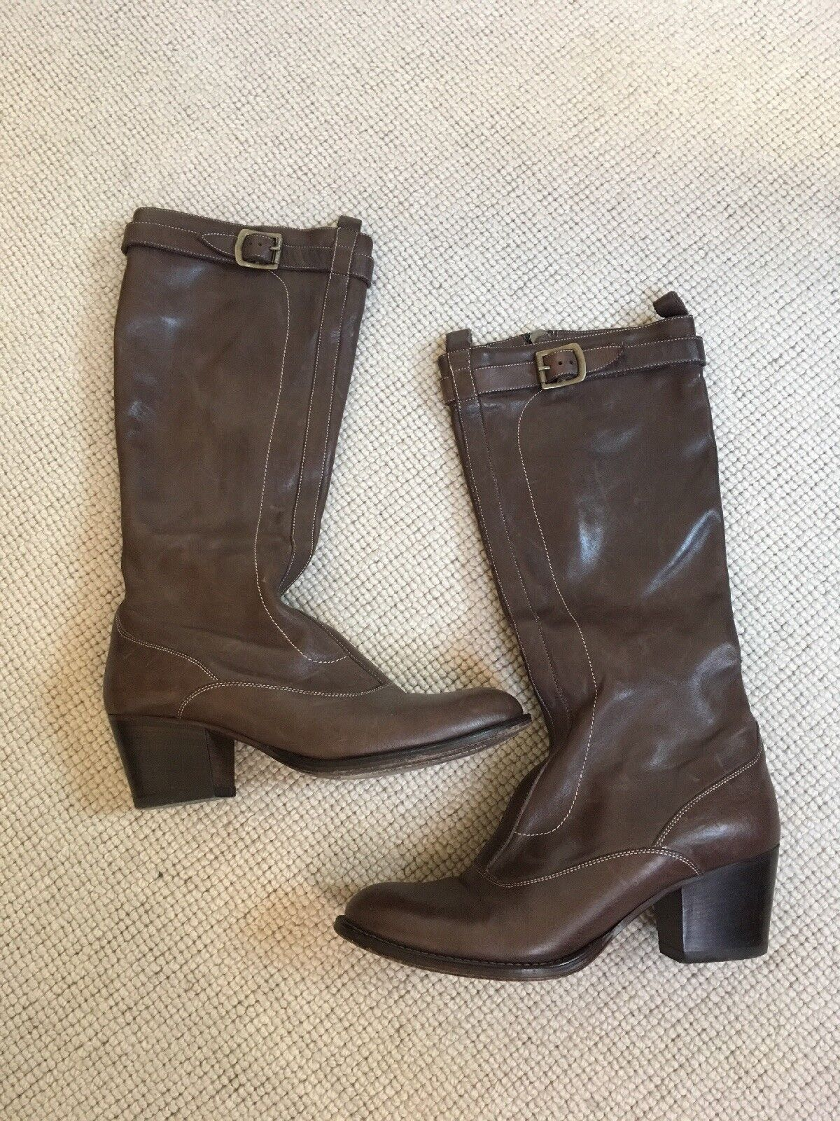 Grandes zapatos con descuento Paul Smith Ladies Boots Size 39