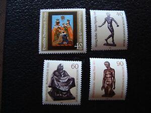 Germany-Berlin-Stamp-Yvert-Tellier-N-615-617-A-619-N-MNH-WF1-Z