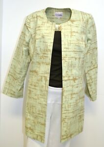 3 Open Jacket In Usa Front Coat S xl Sisters l Made 3s715 2005 qUUw4