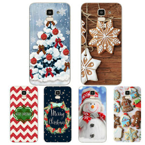Soft-TPU-Case-For-Samsung-Galaxy-J6-Plus-2018-Silicone-Back-Covers-Christmas