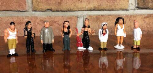 Homies Collectible Figurines--Vintage  Original rare collection 8 pc set b