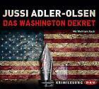 Das Washington-Dekret von Jussi Adler-Olsen (2013)