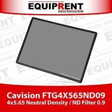 Cavision 4x5.65 Neutral Density / ND Matte Box Filter 0.9 (FTG4X565ND09) EQA75