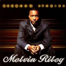 Bedroom Stories by Melvin Riley (Cassette, May-2000, Bogard Entertainment)