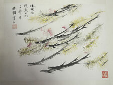 Chinese  Water  On  Paper  Painting   20
