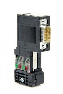 used 05 2x Siemens Simatic S7  6ES7972-0BB50-0XA0 6ES7 972-0BB50-0XA0 E