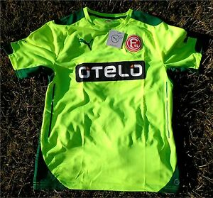 Details Zu Fortuna Dusseldorf Kinder Kids Fussball Trikot Jersey Puma Grosse Neu Neon F95