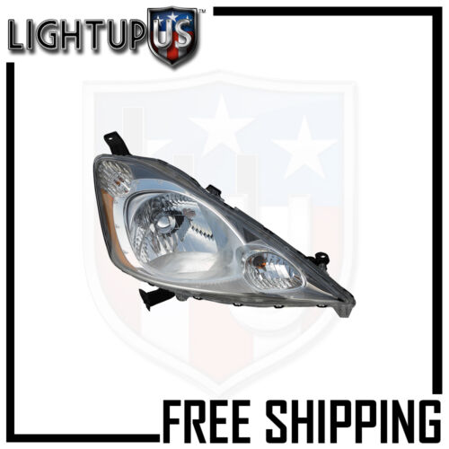 Headlights Headlamps Right Only for 09-11 Honda FIT Sport