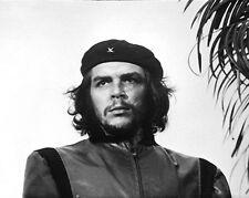 1960 Guerrilla War Leader CHE GUEVARA Glossy 8x10 Photo Cuban Revolution Print