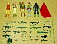 Guns Star Wars Action Figure WEAPONS LOT EMP LAUNCHER X3