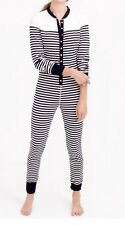 J Crew SAILOR-STRIPED UNION SUIT Pajama SZ.XXS Nwt #E4918